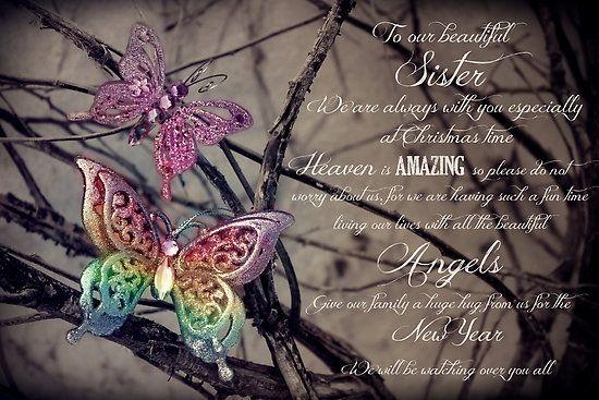 My Love Cards E Sister I