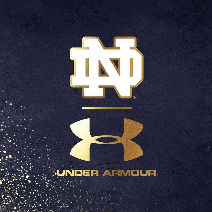 Under Armor Notre Dame