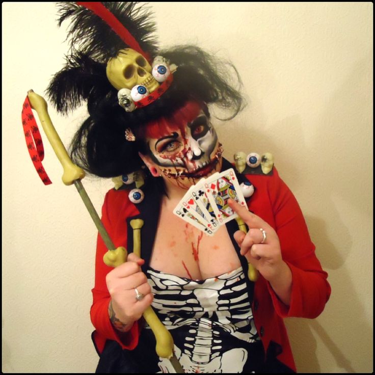 Service Voodoo Costume Lip Doll