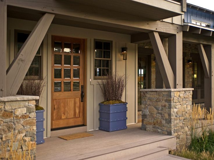 33 Best Images About Rustic Ranch Style Houses On