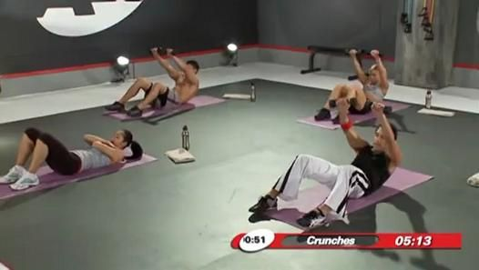 Bethenny Frankel Workout Dvd