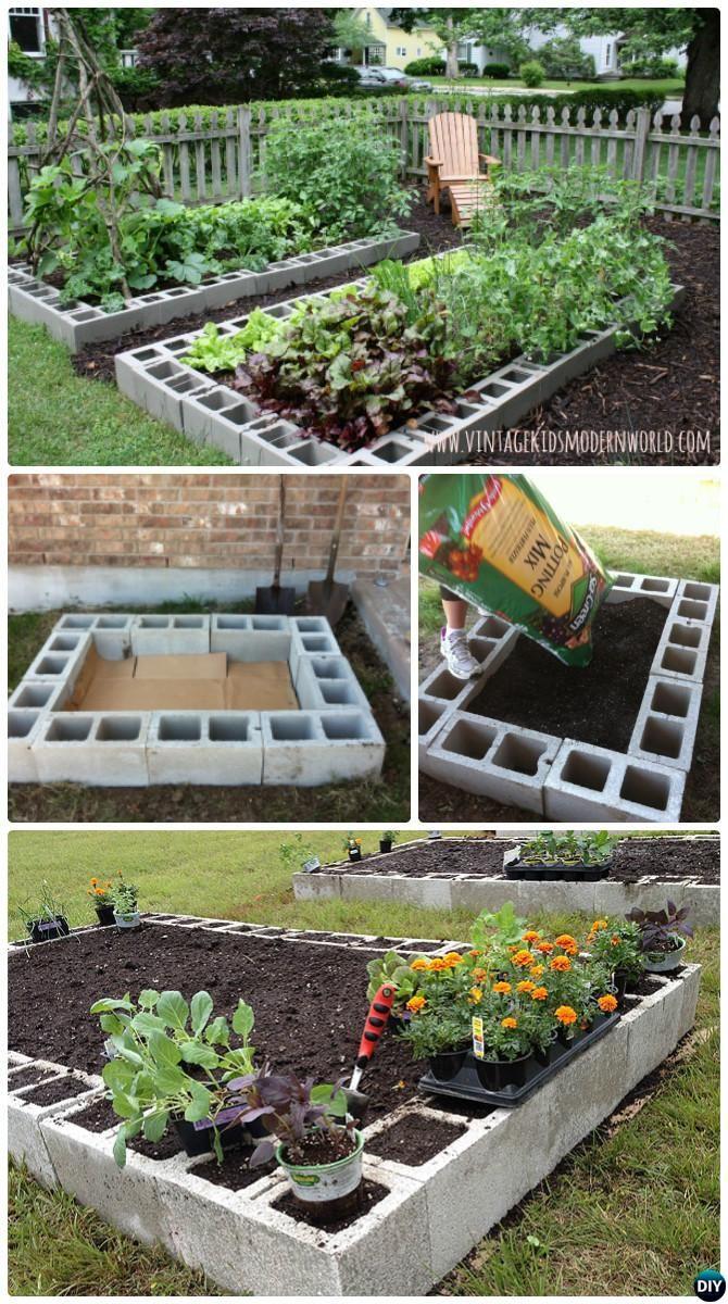Diy Grow Box Vegetables