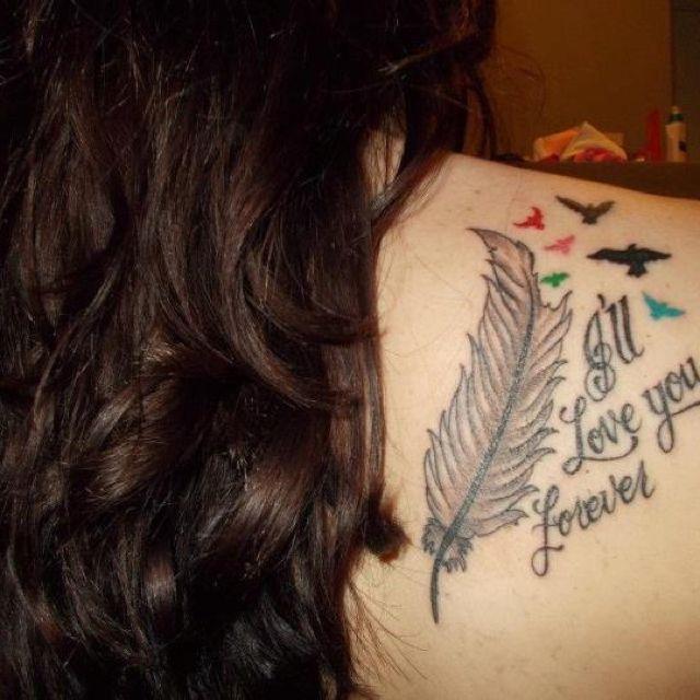 Tattoos Grandma Grandchildren Wrist