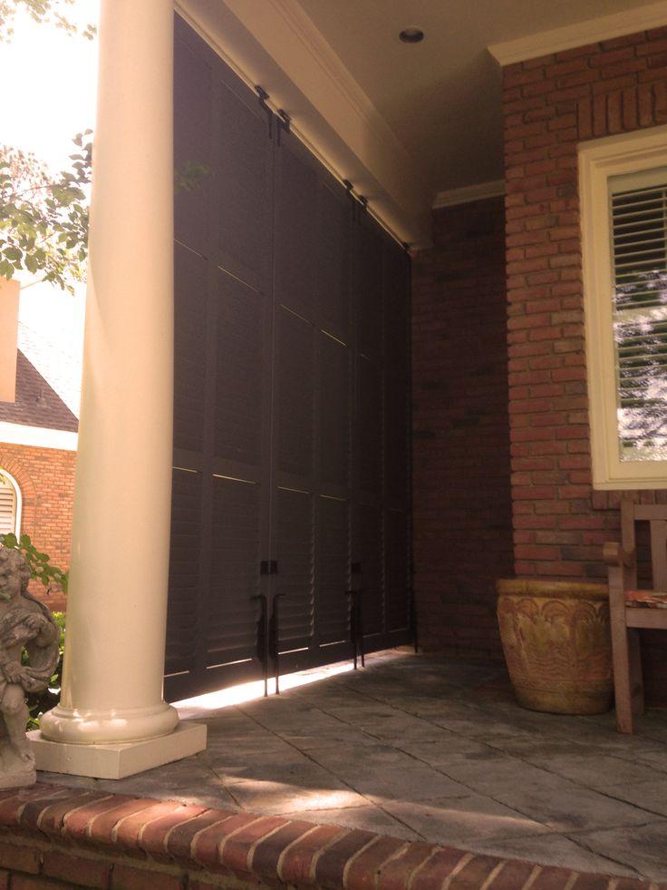 Exterior Door Awning