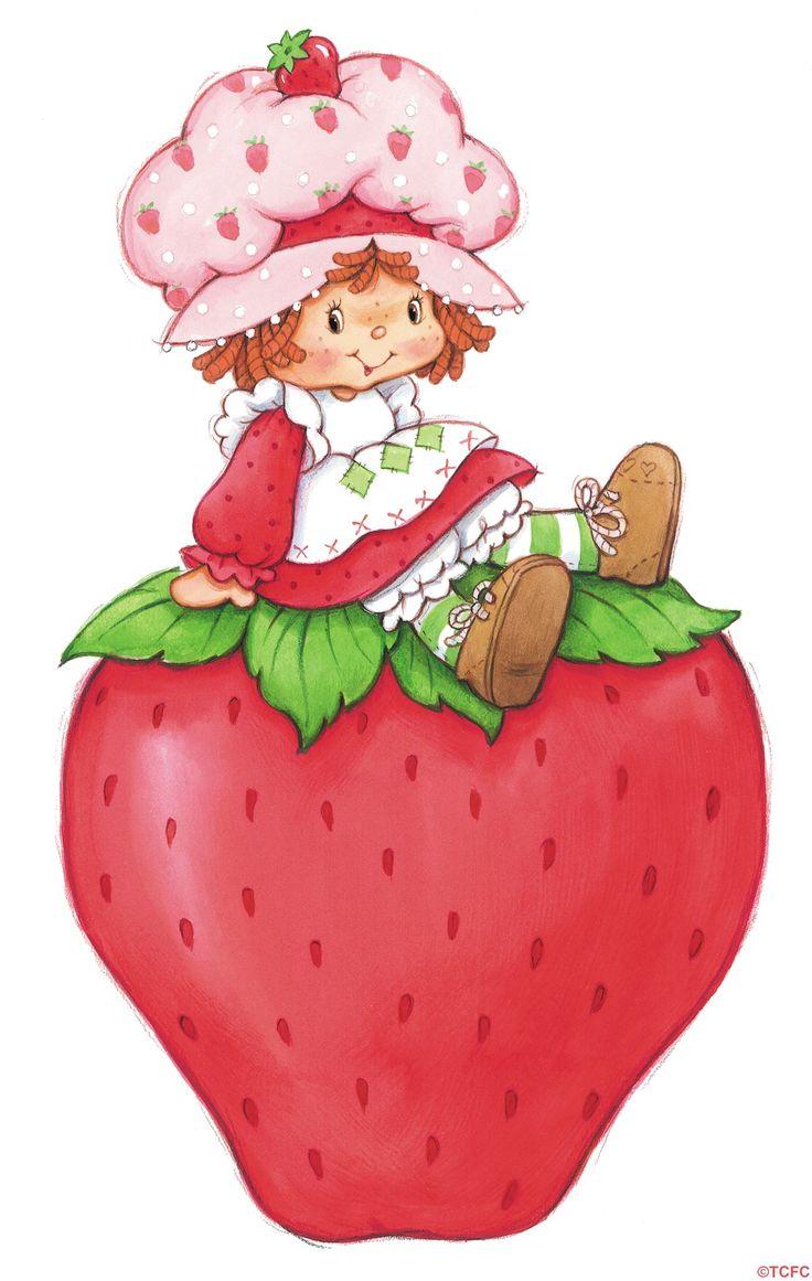 Strawberry Shortcake Vintage Kitchen