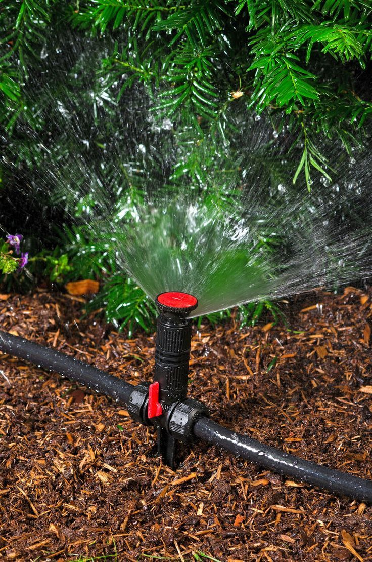Above Ground Garden Watering Systems