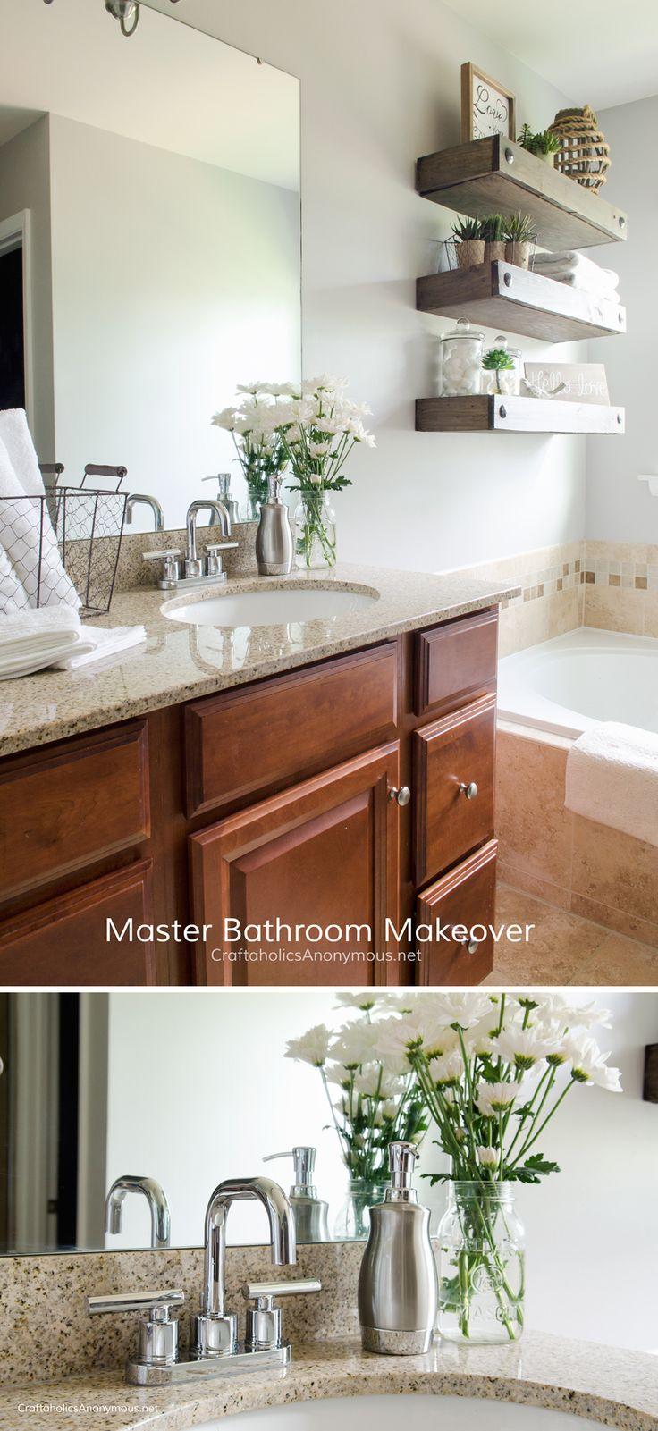 Updated Small Bathroom Ideas