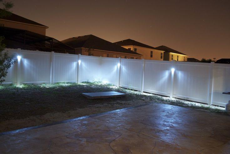 Solar Patio Wall Lights