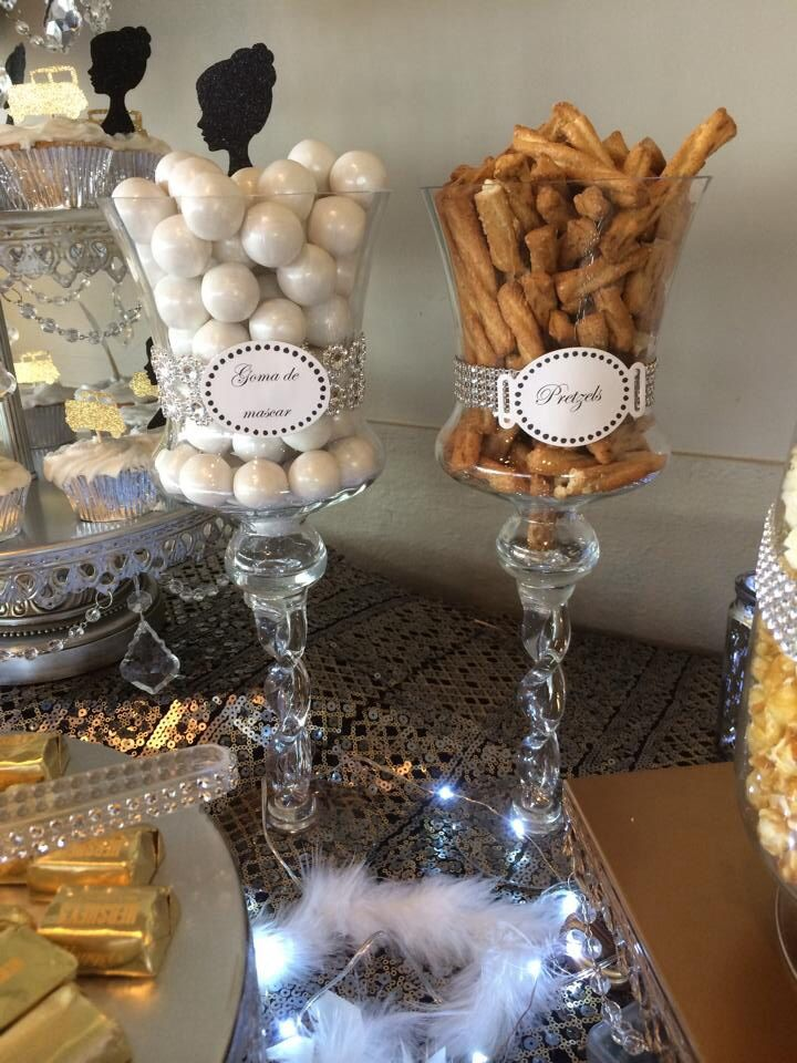 Photo 40 Great Gatsby Candy Bar By Denise Scraps