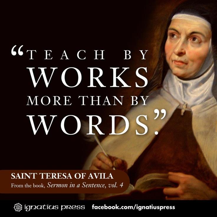 Catholic Works Flesh