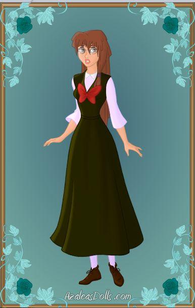 Female Disney Character Personalities