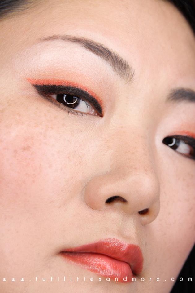 Correct Eye Makeup To Droopy Eyelid