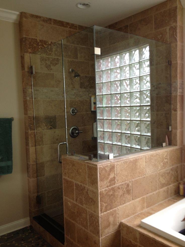 Walk Shower Ideas Small Bathrooms