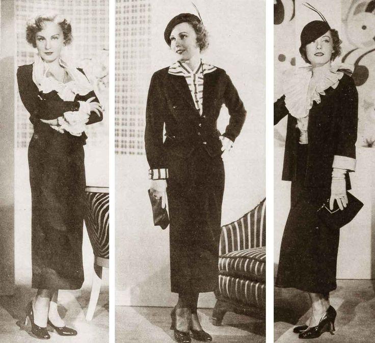 1930s Fashion America