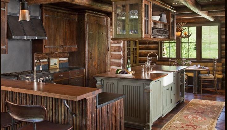 Country Designs Kitchen Islands