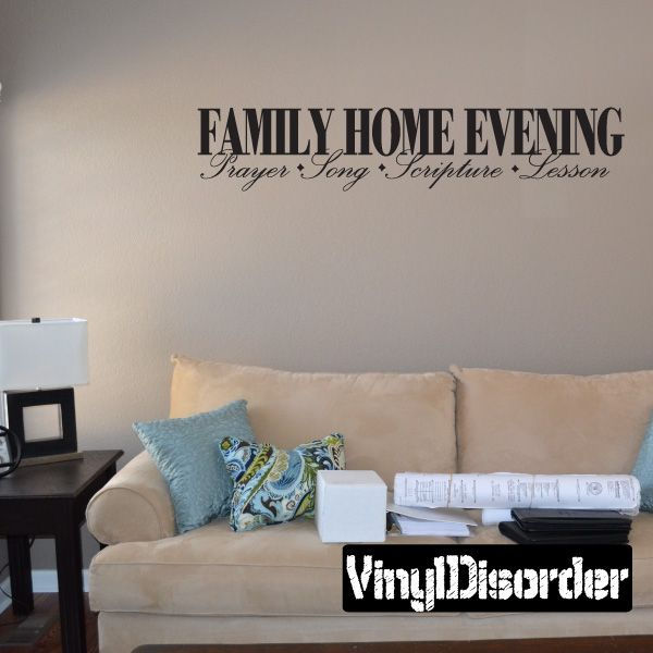 Awesome Family Home Evening Ideas
