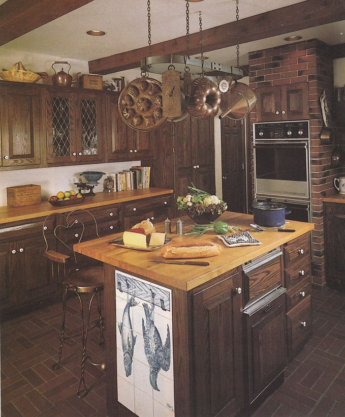 80s Kitchen Decor