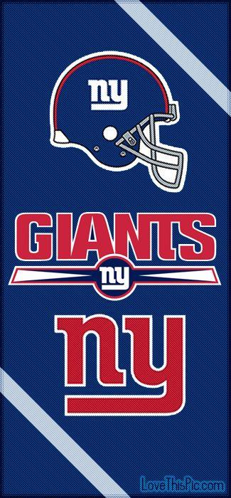 Printable New York Giants Logo Cupcake