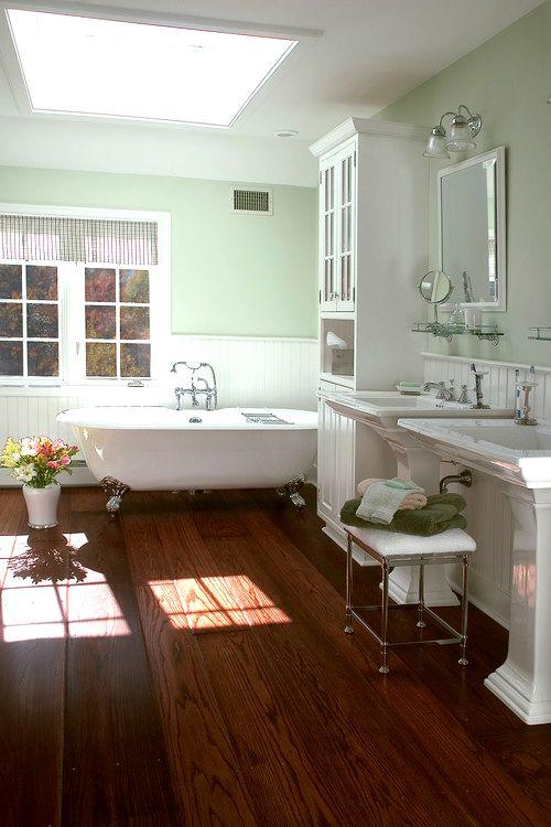 Bathroom Making Love Floor