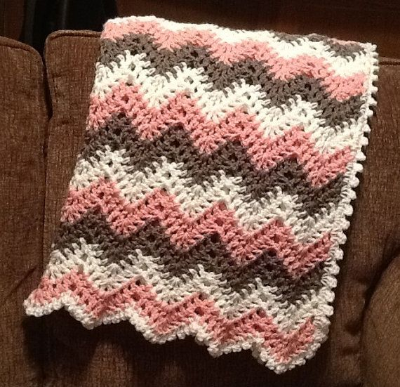 Temperature Crowd Afghan Crochet
