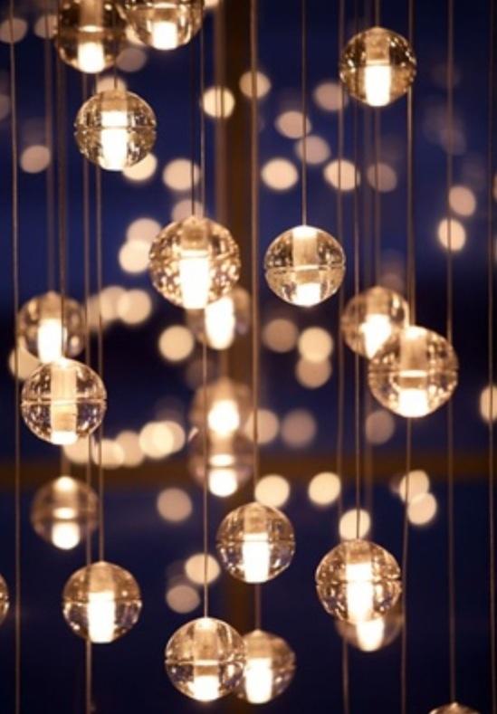 Bubble Lights Christmas Decorations