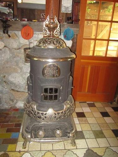 Wood Burning Kitchen Cook Stove