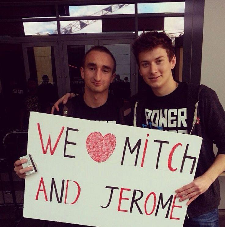 Jerome And Mitch Garnet