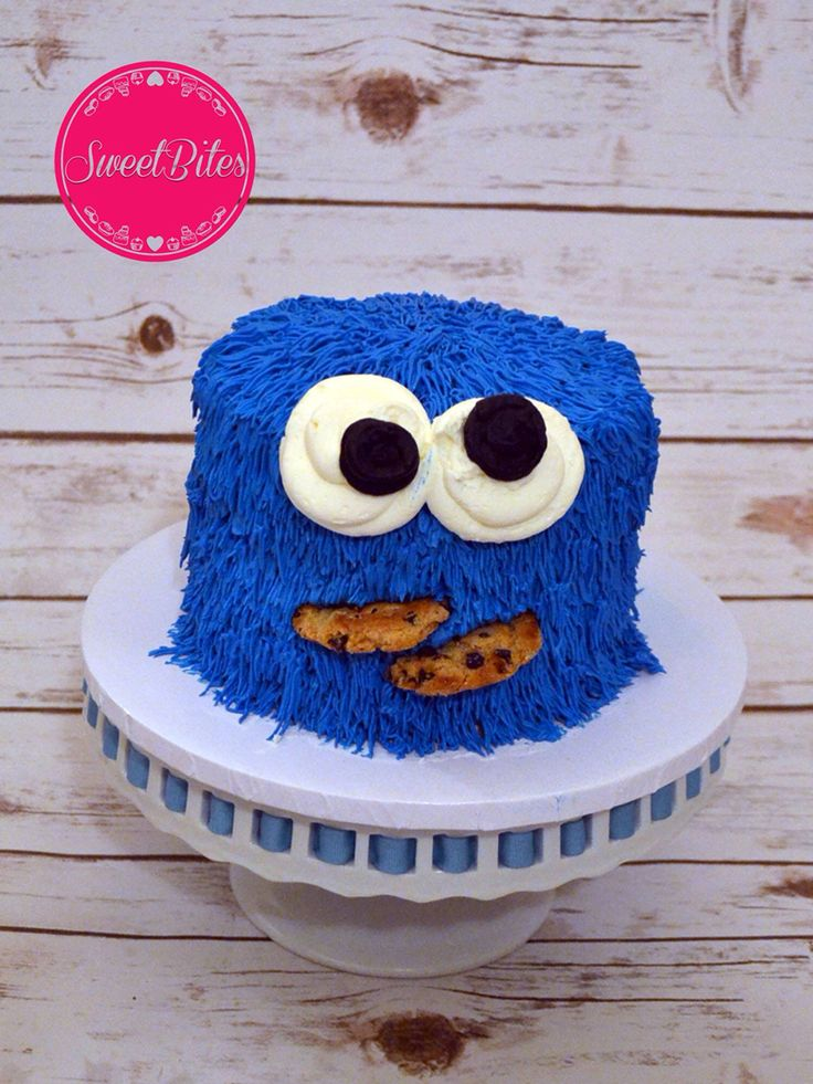 25 Best Ideas About Monster Smash Cakes On Pinterest