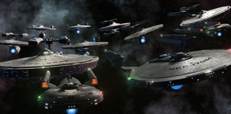 Star Wars Vs Star Trek Ships