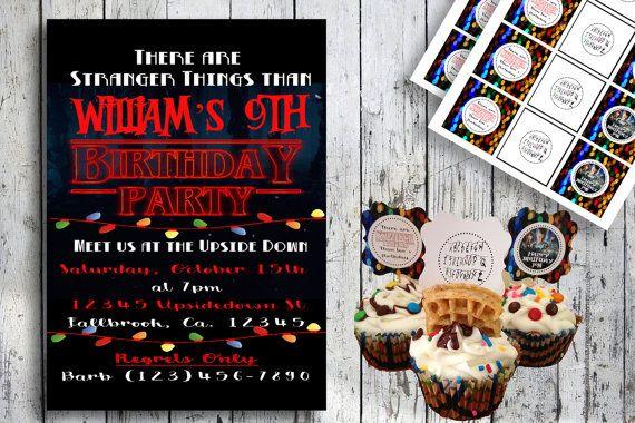 Birthday Invitations Pdf