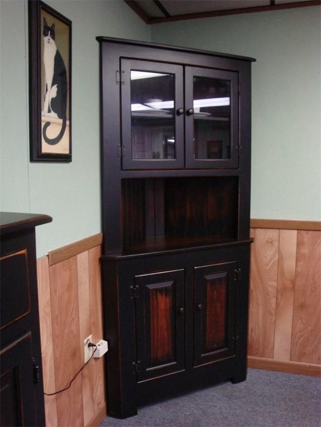 Country Hutch Kitchen