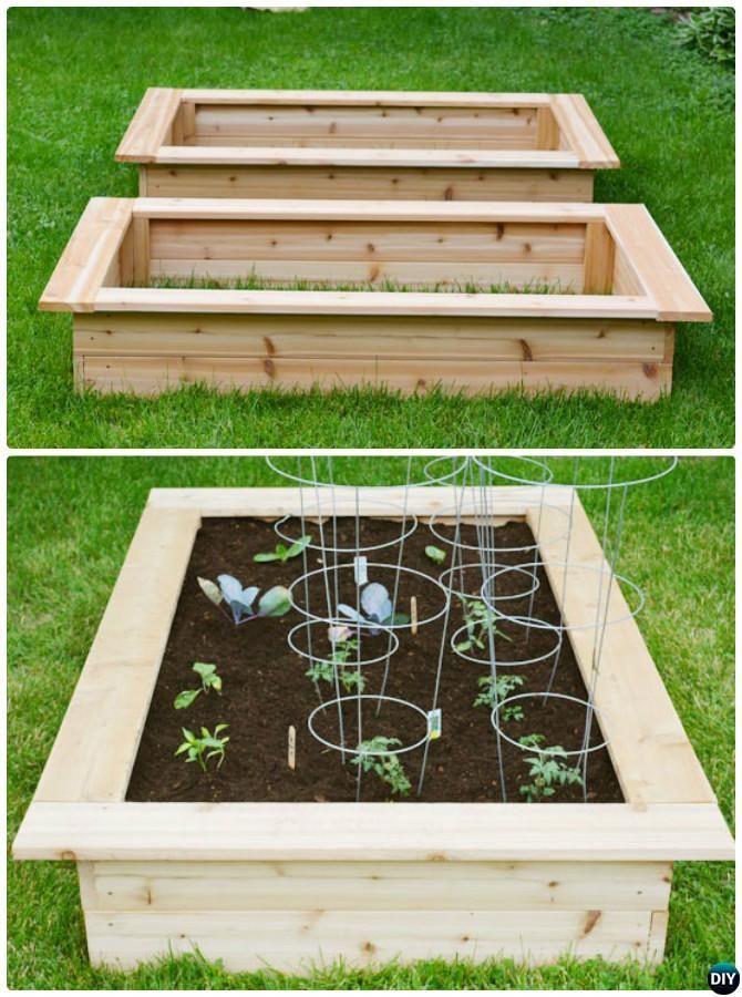Building Home Garden Box