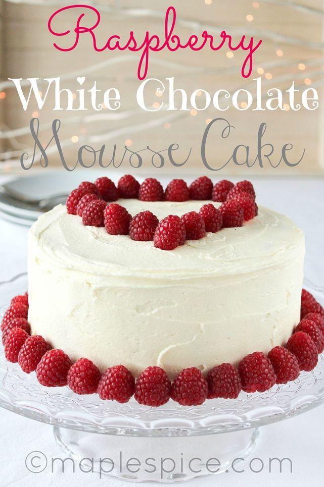Cake Choc Recipe Mousse Triple