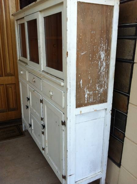25 Best Images About Shabby Kitchen Dresser Hutch Pantry