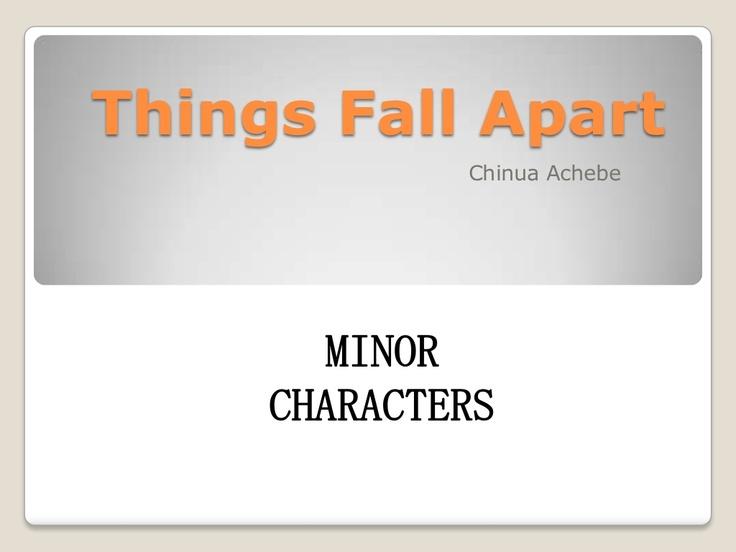 ezinma things fall apart