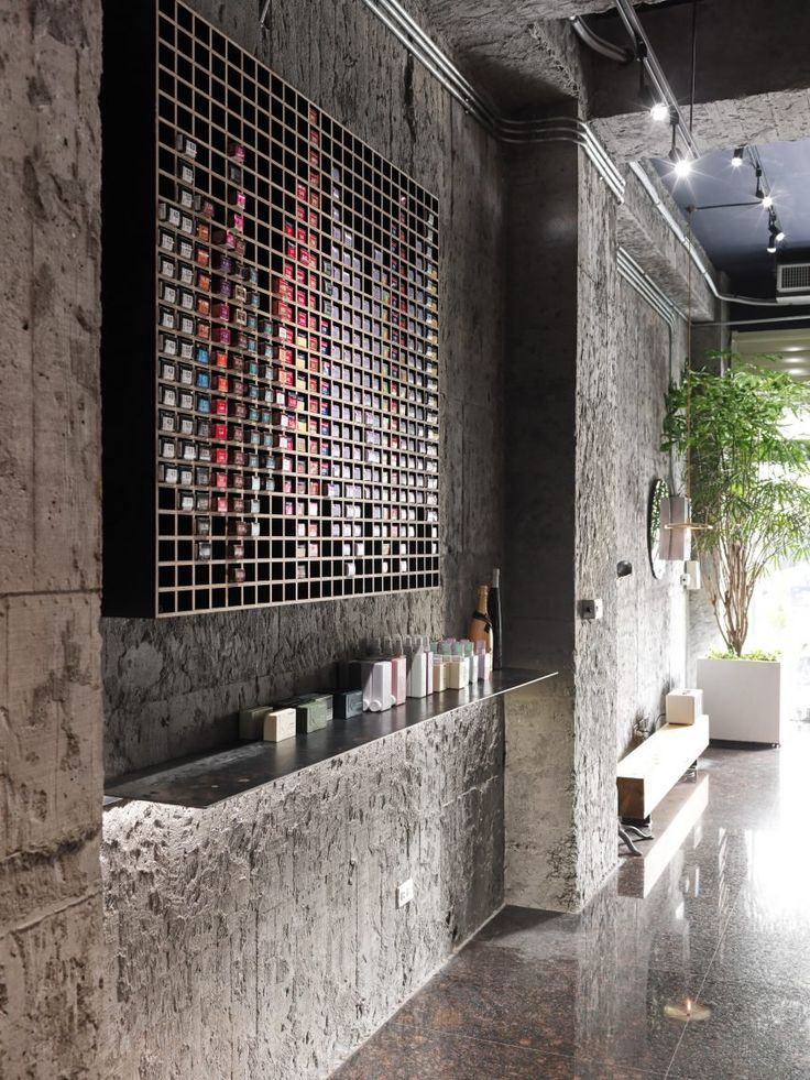 Beauty Salon Floor Plan Ideas