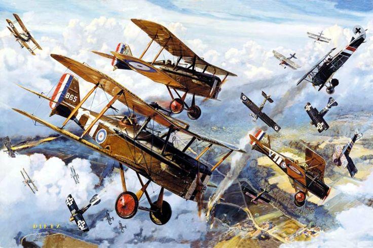 Ww1 Plane Markings