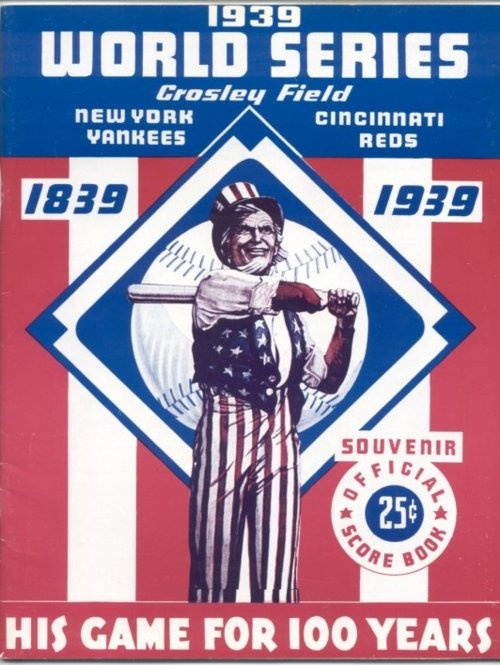 Pithing 1939 Cincinnati Reds Statistics