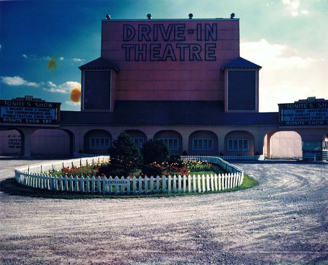 Drive Theatre Oh Selby