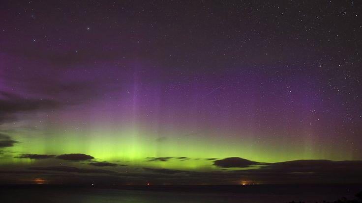 Trondheim Northern Lights February