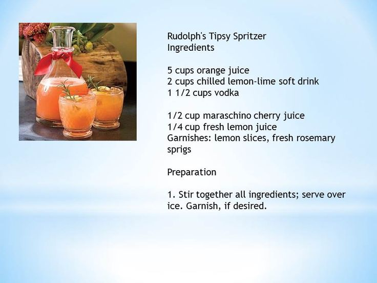 Best Alcoholic Punch