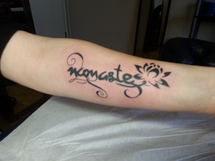 Tattoo Lotus Unalome Flower Meaning