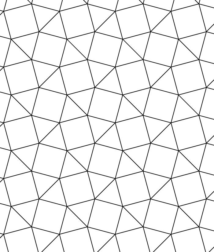 Tessellation Shape Templates
