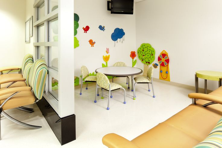 Doctor Office Play Area