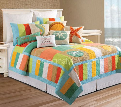 King Size Nautical Quilts