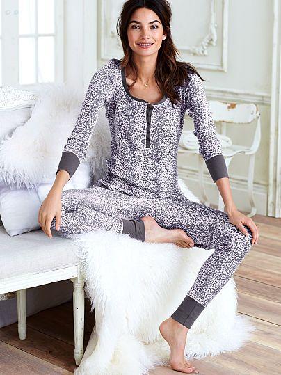 Silk Pajamas Victorias Secret