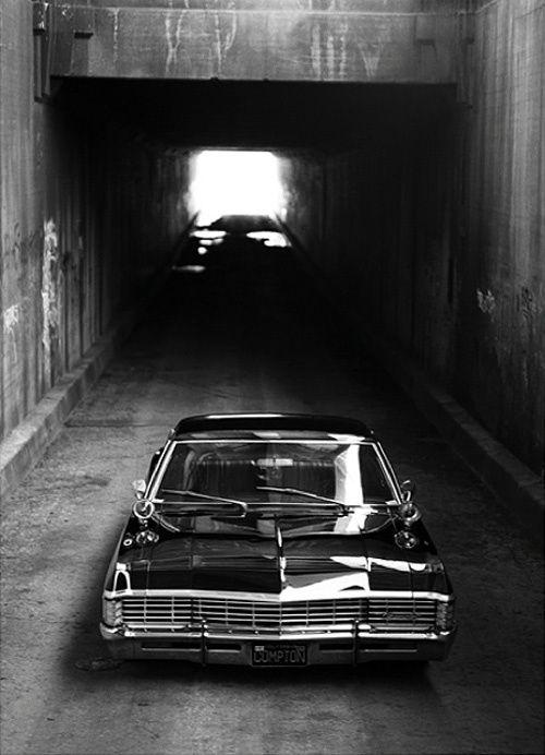 1970 Chevy Impala Lowrider Girls