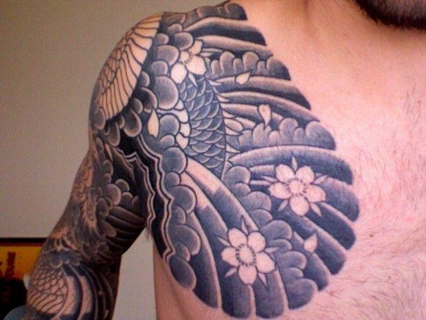 Keep Calm And Love Guy Tattoos