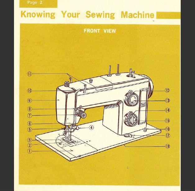 148 Vintage Sewing Machine Sears
