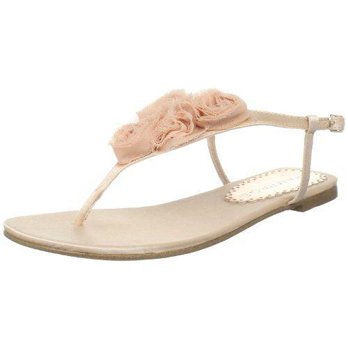 Blush Sandals Wedding
